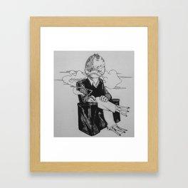 Howard The Duck Framed Art Print