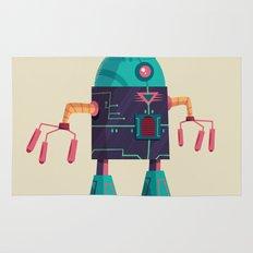 :::Mini Robot-Arpax::: Rug