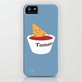 Chillin' Grilled Chesse iPhone Case