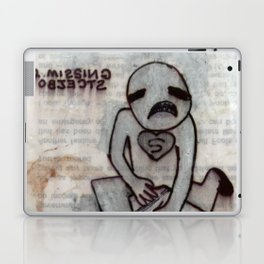 Two Missing Objects Laptop & iPad Skin