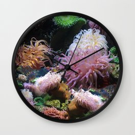 Waterworks Wall Clock