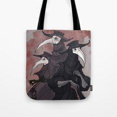 Plague Trio Tote Bag