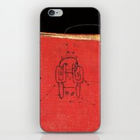 radiohead iPhone & iPod Skins featuring Radiohead - Amnesiac by NICEALB