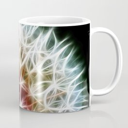 Fractal dandelion Coffee Mug