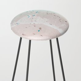 beach - summer love II Counter Stool