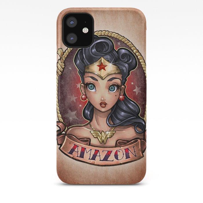 AMAZON pinup version iPhone 11 case