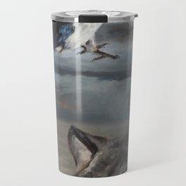 Bird Flight Travel Mug