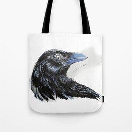 RHX Raven Logo Tote Bag