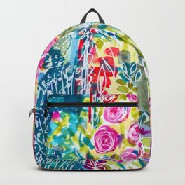 Inside the Garden of Good and Happy Backpack