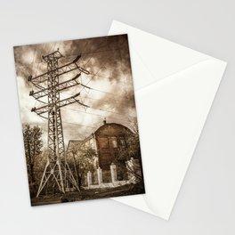 Old Powerstation Stationery Cards