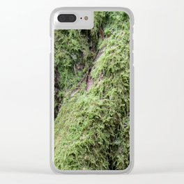 Where Do The Trolls Hide? Clear iPhone Case