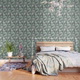 Tea Time Mint Wallpaper