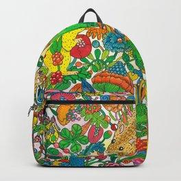 Tiny world Backpack