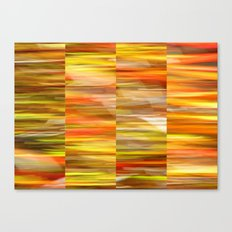 Saffron - Polyptych Canvas Print
