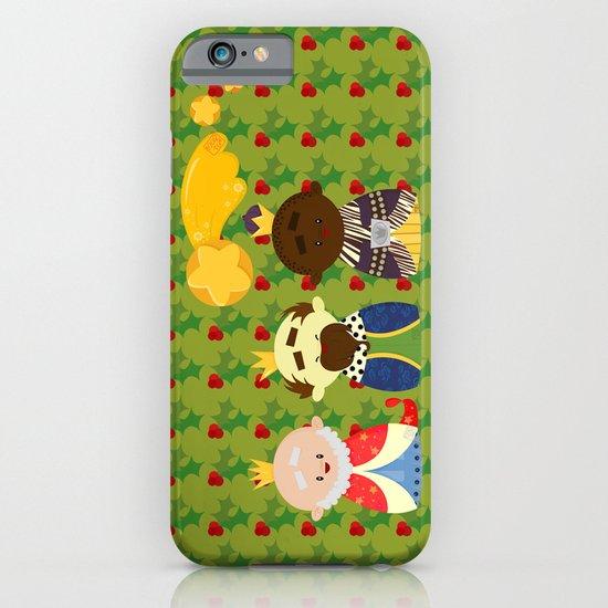 Three Kings (Reyes Magos) iPhone & iPod Case