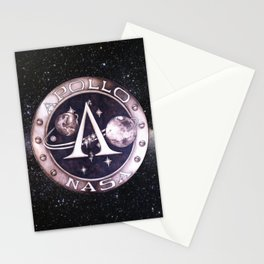 Mission to Mars Stationery Cards