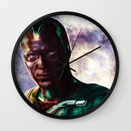 Age of Ultron - Vision Wall Clock