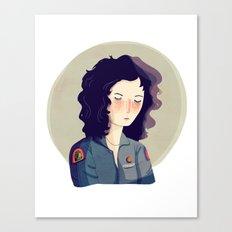 Last Survivor of the Notsromo Canvas Print