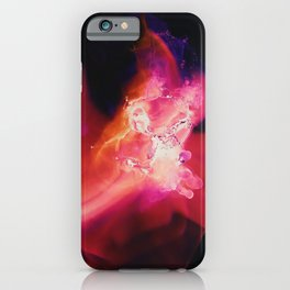 Baby, Hold on to me iPhone Case