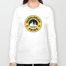 Huffle-Pride Long Sleeve T-shirt