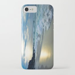 One Dream Sunset Hookipa Beach Maui Hawaii iPhone Case