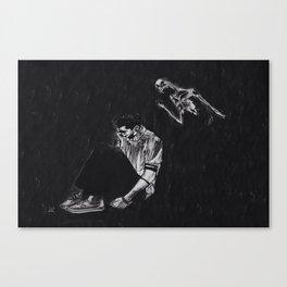 Ode to sleep Canvas Print