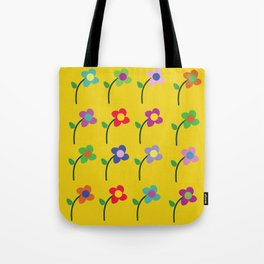 garden of styles Tote Bag