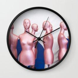 nude Wall Clock