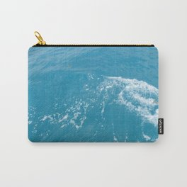Calm Ocean Waves Carry-All Pouch