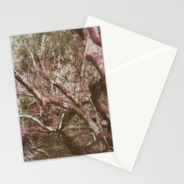 Wetland Trees (colour) Stationery Cards