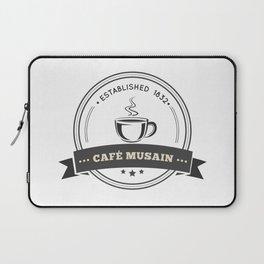 Café Musain #2 Laptop Sleeve