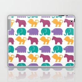 Fun at the Zoo: Pattern Laptop & iPad Skin