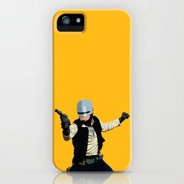 SoloCop iPhone Case
