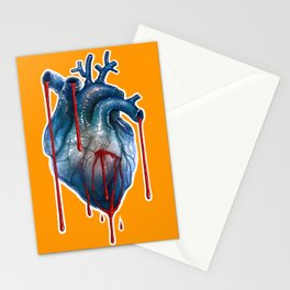 My Cold Heart Stationery Cards