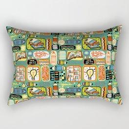 Reading and Writing Rectangular Pillow