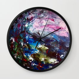 SummerNight Wall Clock