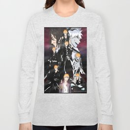 Ichigo Evolution Long Sleeve T-shirt