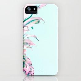 Pastel Pineapple iPhone Case