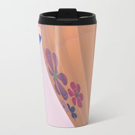 Colorful Hot Air Balloons Travel Mug