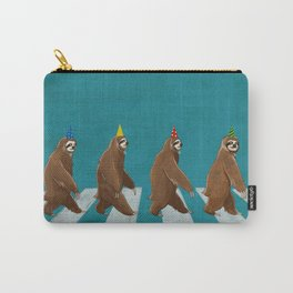 Sloth the Abbey Road Carry-All Pouch