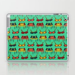 Dancing Around The House Laptop & iPad Skin