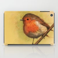birdy iPad Cases featuring Birdy by ioanazdralea