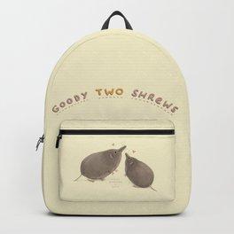 Goody Two Shrews Backpack