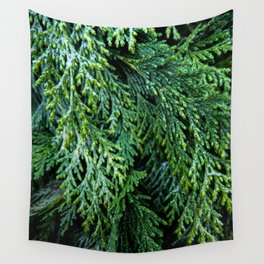 Pacific Redcedar Wall Tapestry