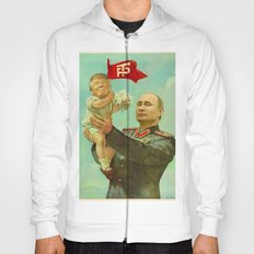 Trump Putin Hoody