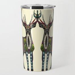 deer vanilla Travel Mug