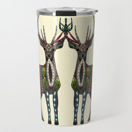 deer vanilla Travel Mug