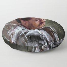 Occhi bassi Floor Pillow
