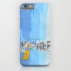 greetings from pawnee, IN iPhone 6s Slim Case