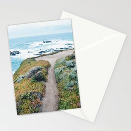 The Path to the Ocean Stationery Cards